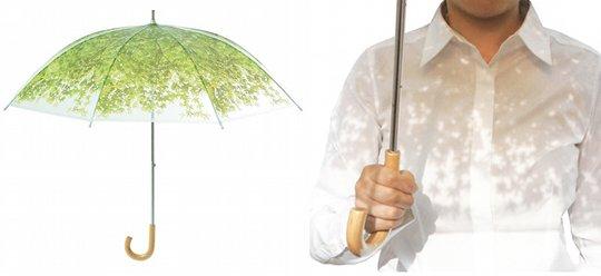 Komore Leafy Shade Parasol
