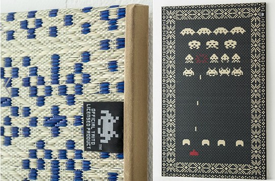 Space Invaders Tatami