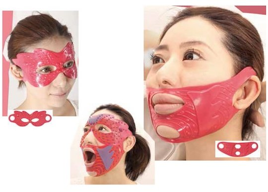 Super Age Max Face Lift Stretching Mask