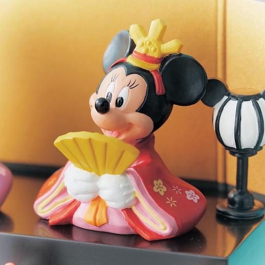 Disney Hinamatsuri Girls Day Festival Doll Display