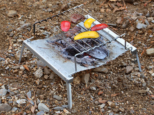 Secret Grill Portable Outdoor BBQ