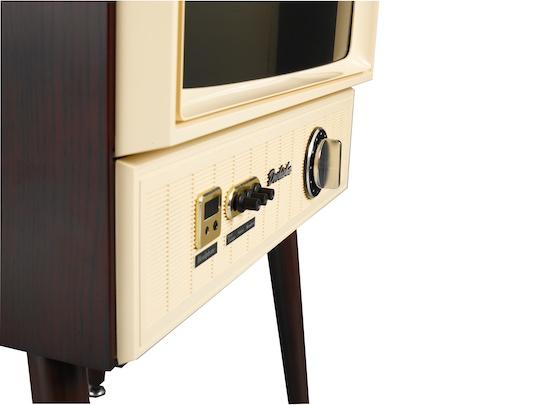 Vintage Taste 20-inch LCD Japanese Retro Television Screen
