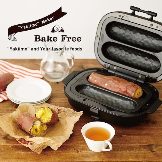 Yakiimo Roasted Sweet Potato Maker