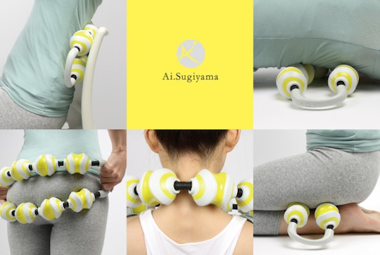 Ai Sugiyama Reflech Tennis Ball Exercise Massager