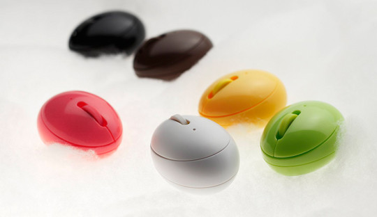 Egg Mouse Mini Wireless Japan Trend Shop