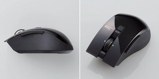 Elecom 9nove Wireless Mouse | Japan Trend Shop