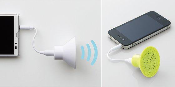Elecom Compact Powered Speaker ASP-SMP100L