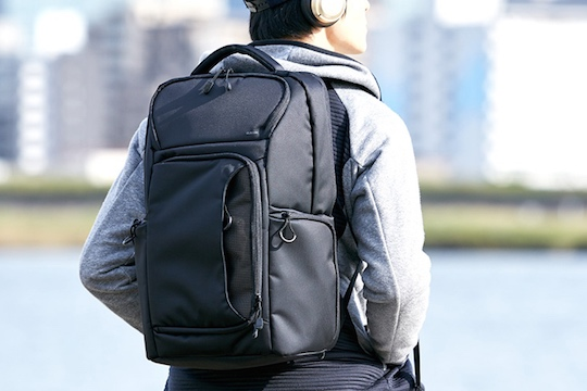Elecom High-Performance Business Backpack