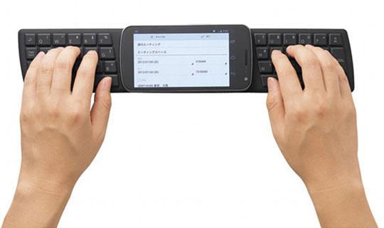 Elecom NFC Android Tastatur