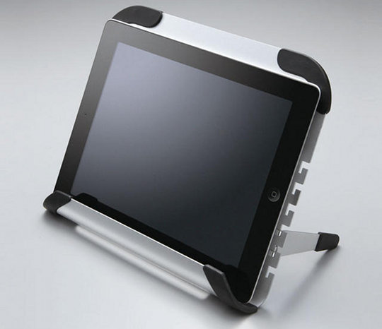 Computer Fan Stand : Japan trend shop elecom tablet pc cooling fan stand
