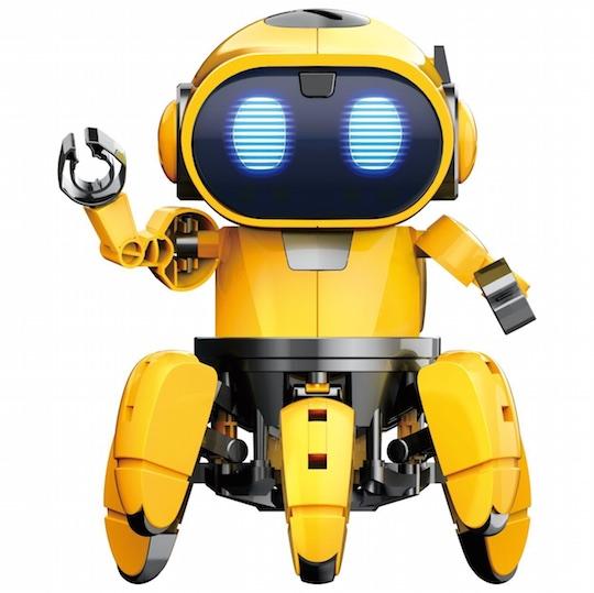 Elekit Follow Infrared Radar Hexapod Robot