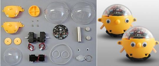 Tama-Robo Ball Robot