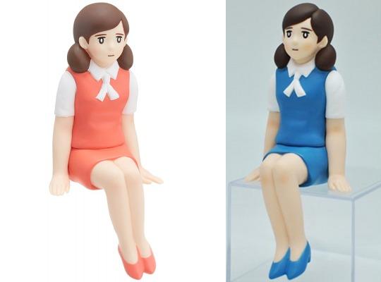 Koppu no Fuchiko Large Vinyl Toy