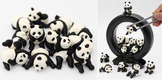 Panda Darake Balance Game