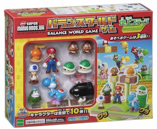 Super Mario Bros Wii Balance World Game Japan Trend Shop