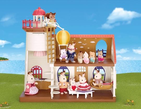 Sylvanian Families Planetarium Lighthouse Set
