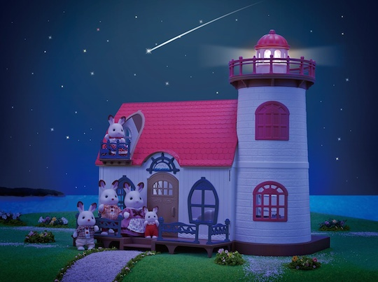 Sylvanian Families Planetarium Lighthouse Set