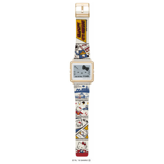 Epson Smart Canvas Hello Kitty 45th Anniversary Watch