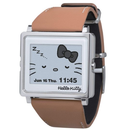 Epson Smart Canvas Hello Kitty Watch