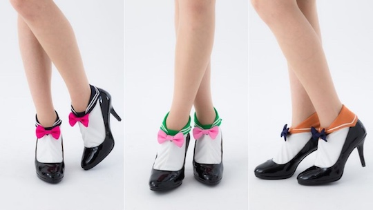 Sailor Moon Socks