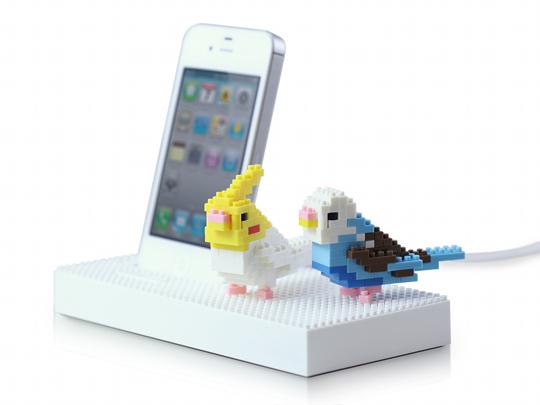 Nanoblock iPhone iPod Universal Dock