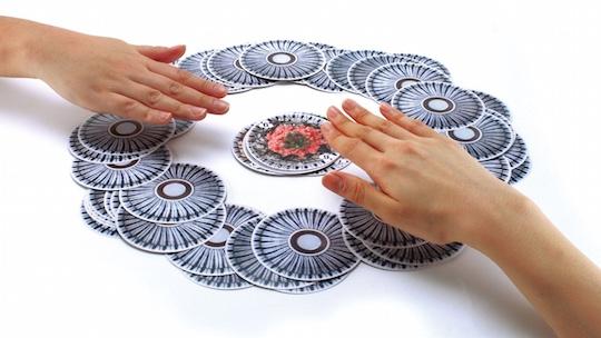 Donburi Playing Cards