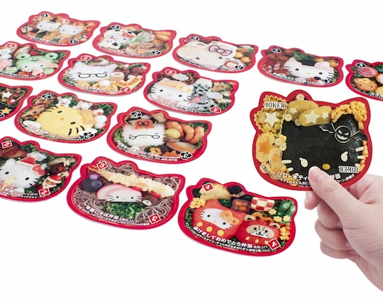 Hello Kitty Bento Playing Cards