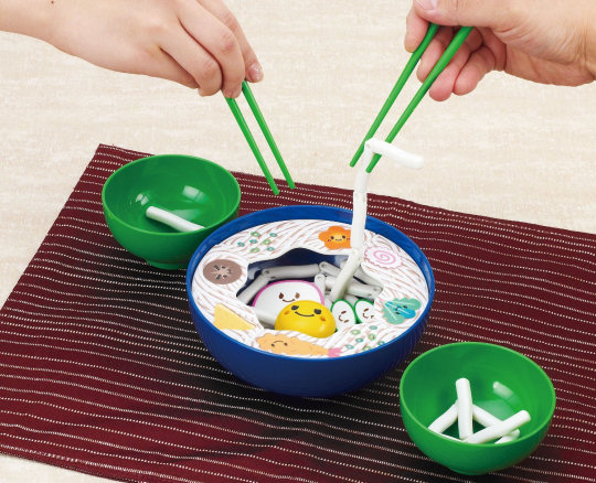 Chopstick Manner Udon Game