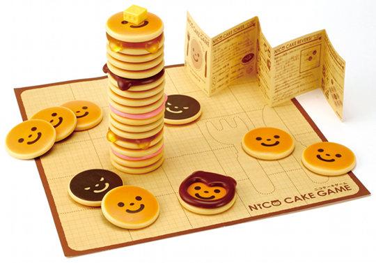 Nico Cake Game