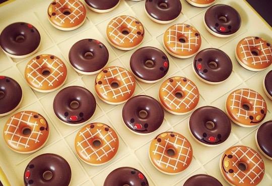 Reversi & Donuts Game