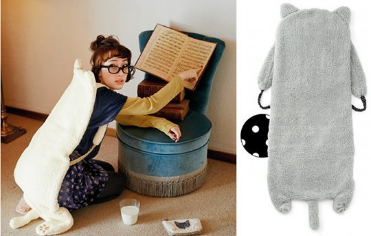 Cat Cape Kotatsu Blanket