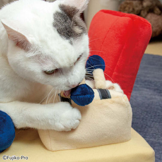 Doraemon Time Machine for Cats