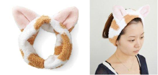 Cat Ears Muji