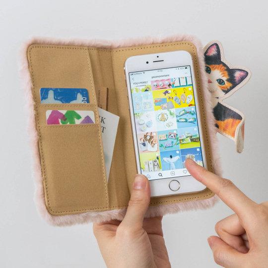 Peeking Cat Smartphone Case
