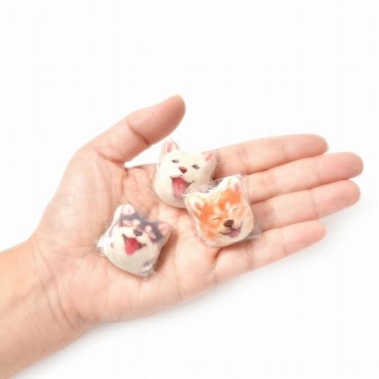 Shiba Inu Dog Marshmallows