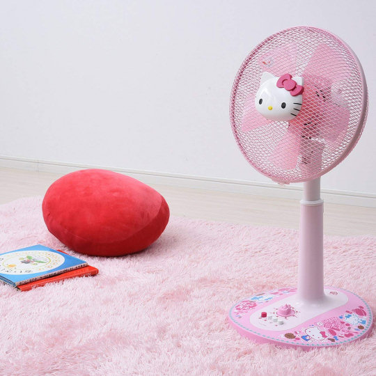 Hello Kitty Standing Floor Fan