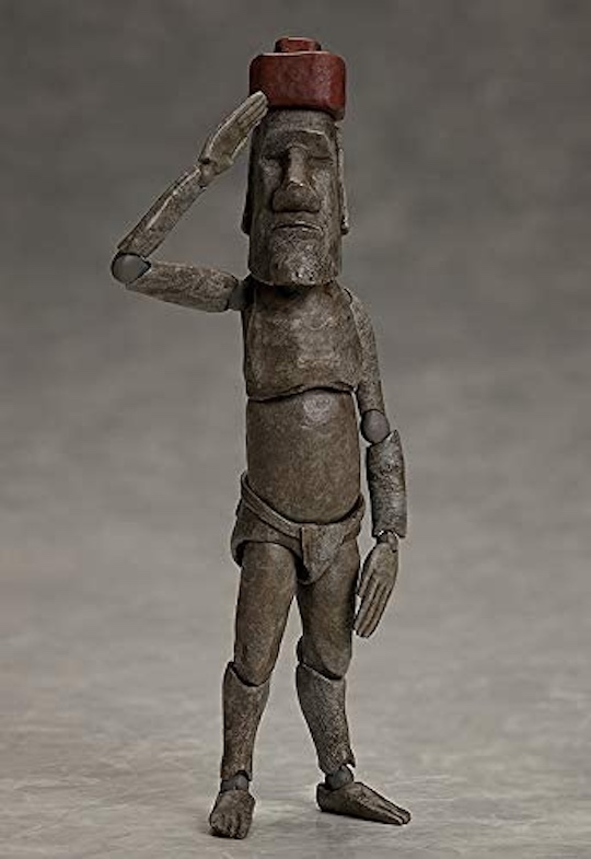 Moai Statue Action Figure
