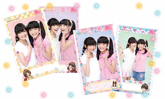 Age 12 Manga Instax Cheki Camera by FujiFilm