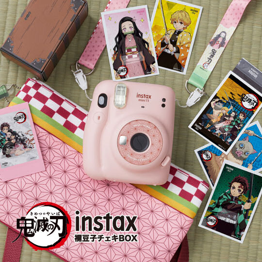 Demon Slayer: Kimetsu no Yaiba Nezuko Instax Cheki Camera