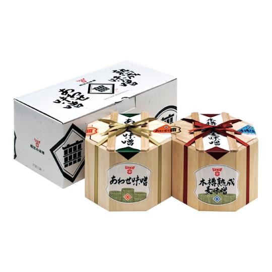 Fundokin Miso Gift Set