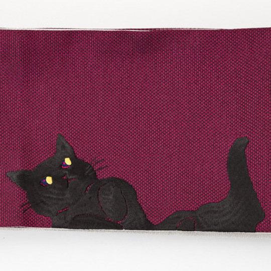 Goron Cat Obi Kimono Belt