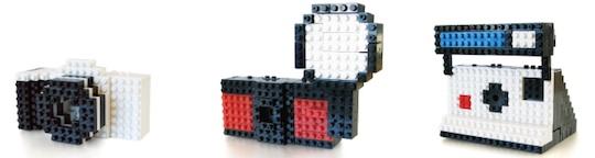 Nanoblock Toy Digital Camera