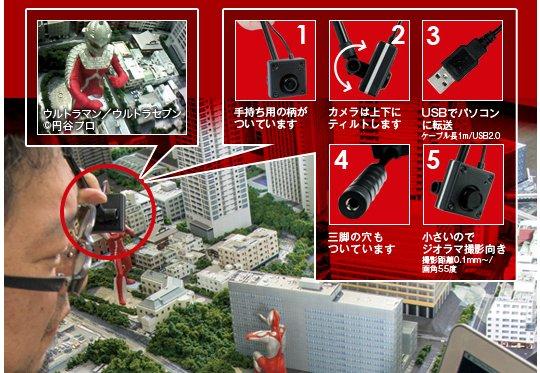 Gakken Otona no Kagaku Tokusatsu Camera