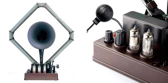 Vacuum Tube Radio Ver. 2