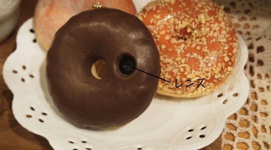 Chocolate Donut Camera