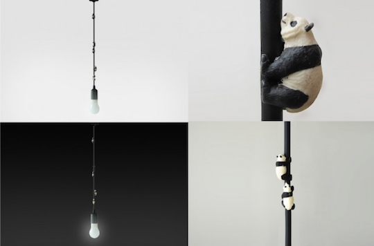Go Up Animal Pendant Light