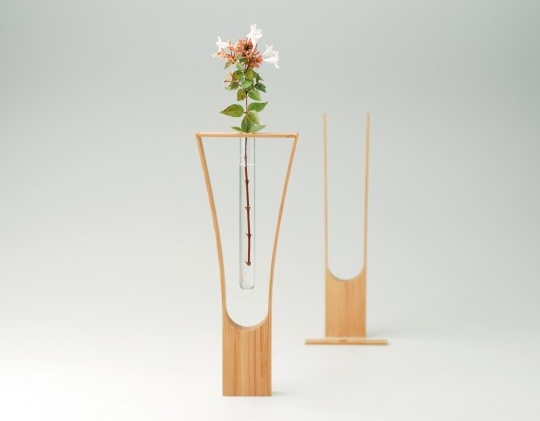 Hollow Flower Vase