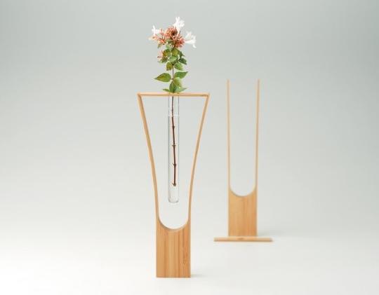 Hollow Flower Vase