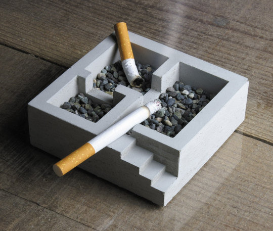 Kiso Foundation Ashtray