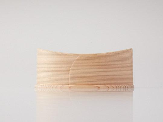 Pillow Magewappa Wood Craft Lunchbox